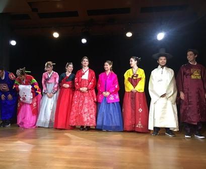 Soirée culturelle Cameleon danses amphi Malraux